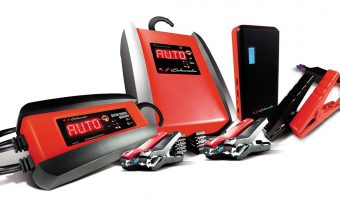 SCHUMACHER BATTERY CHARGERS AND MINI JUMP STARTERS