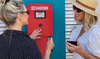 SHAREBOX COMES TO AUSTRALIA