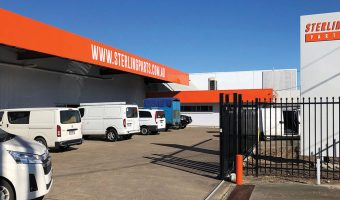 STERLING PARTS RESPONDS TO CUSTOMER WANTS